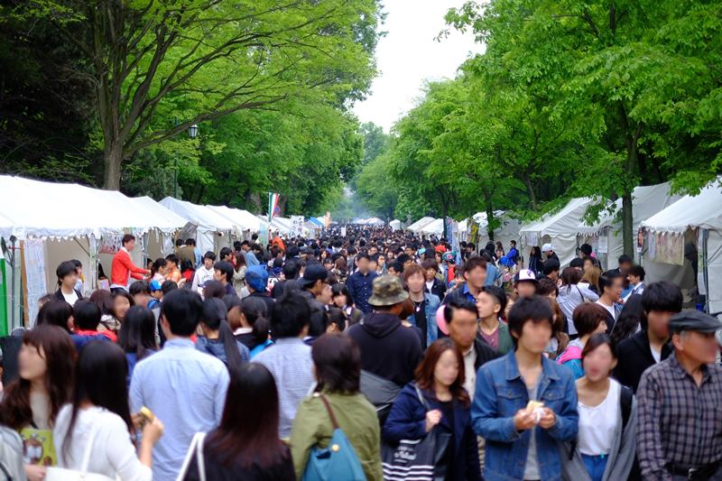 第59回北大祭/北海道大学札幌キャンパス