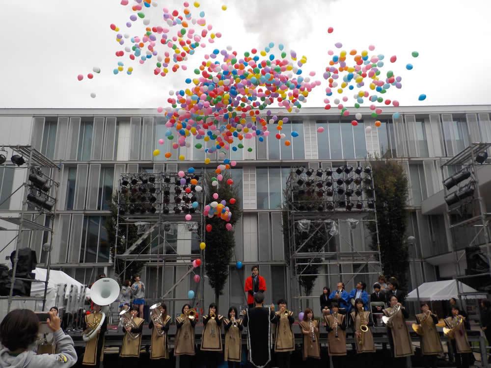 第118回葵祭/東京経済大学国分寺キャンパス