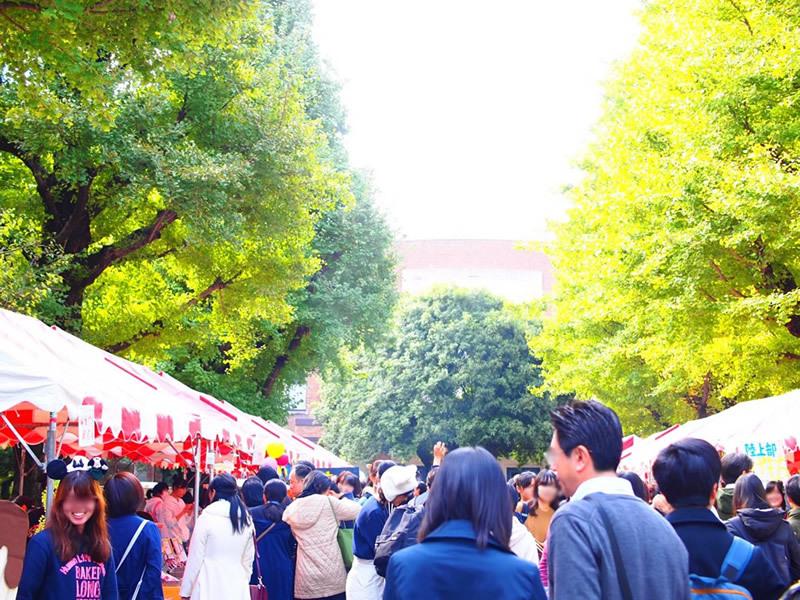 第68回徽音祭/お茶の水女子大学キャンパス